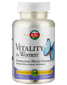 Vitality for Woman, 60 Tabl.