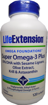 Super Omega Krill Öl (LifeExtension)