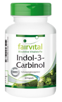 Indol 3 Carbinol, 500 mg, 60 Vega Kps.