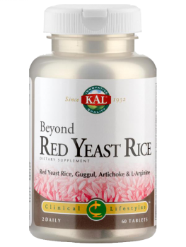 Beyond Red Yeast Rice, KAL, 60 Tabl.