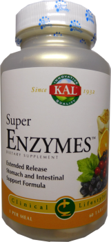 Super Enzyme, KAL, 60 Tabl.