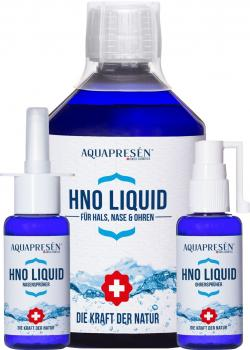 Aquapresén HNO Liquid Set, 500 ml + 2 x 50 ml